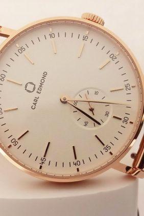 Reloj Carl Edmond minimal