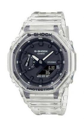 Reloj Casio G-Shock SKELETON SERIES TRANSPARENT PACK GA-2100SKE-7A