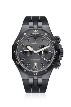 Comprar Reloj Edox Delfin Original negro 10109357GNCANINB
