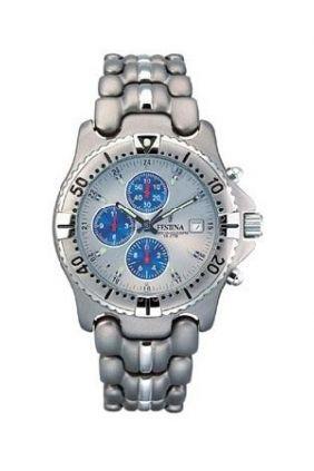 Reloj Festina chrono caballero titanio