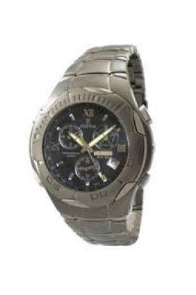 Reloj Festina chrono caballero titanio F6667