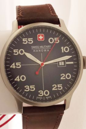 Reloj Hanowa Swiss Military KEY FACTS