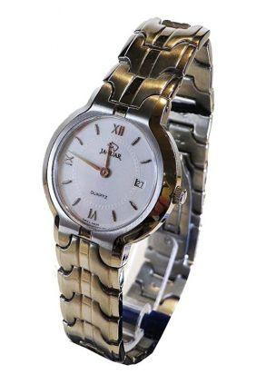 Reloj Jaguar Acero Señora esfera blanca