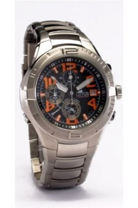 Reloj Lotus hombre titanio deportivo