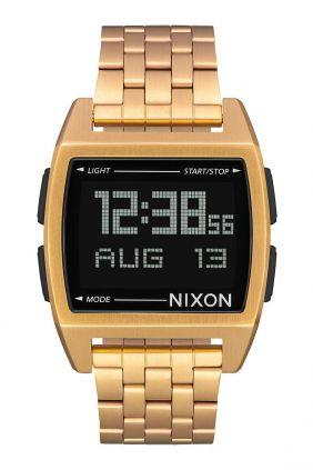 Reloj Nixon Base  All Gold
