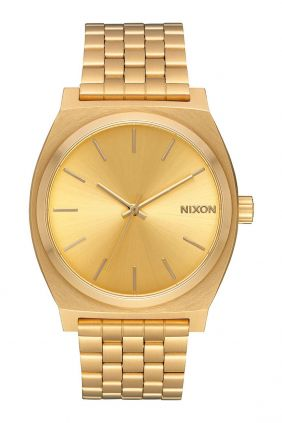 Reloj Nixon Time Teller  All Gold / Gold