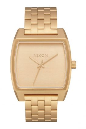 Reloj Nixon Time Tracker  All Gold