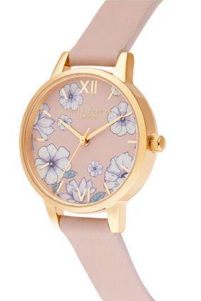 Reloj Olivia Burton Flores OB16AN04