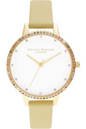 Reloj Olivia Burton dorado OB16RB20 Rainbow
