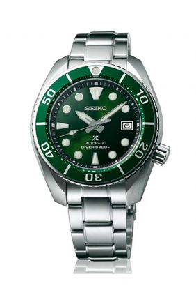 "Reloj SPB103J1 Seiko Automático Prospex Diver´s 200 m ""Sumo Green"""