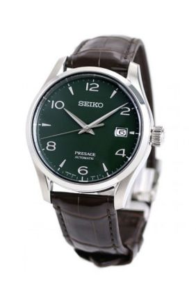 "Reloj Seiko Presage Limited Edition ""Green Enamel Dial"""