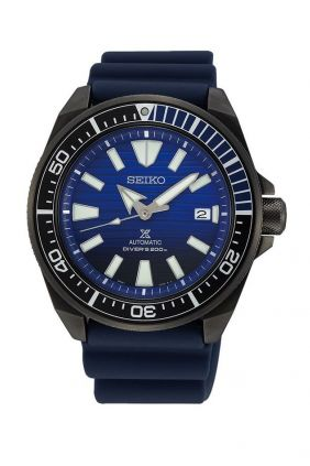 "Seiko Prospex Diver Samurai ""Save The Ocean"" Black Series"