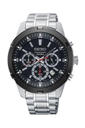 Reloj Seiko Cronógrafo Cuarzo hombre SKS611P1