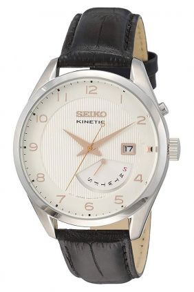 Reloj Seiko Kinetic Classic caballero