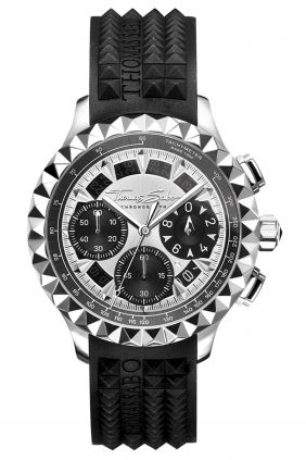 Thomas Sabo Reloj Rebel At Heart Crono Tachuelas