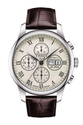 Reloj Tissot Le Locle Valjoux Chronograph T006.414.16.263.00