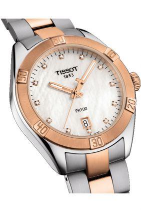 Comprar Reloj Tissot Mujer PR 100 SPORT CHIC T101.910.22.116.00