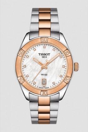 Comprar Reloj Tissot PR 100 SPORT CHIC mujer T101.910.22.116.00