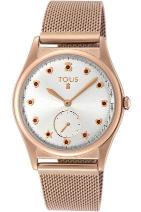 Reloj Tous FreePRG Silver Vintage Rose