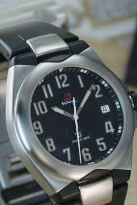 Reloj Universal Geneve Ayrton Senna Automatic