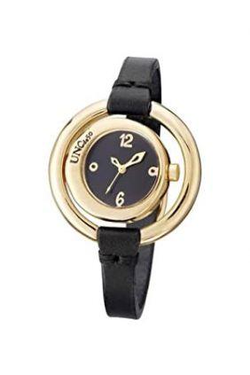 Reloj Uno de 50 TIME AFTER TIME  Mujer Chapado Oro
