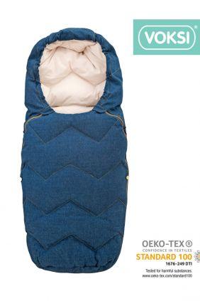 Comprar online Saco Voksi Desing para Silla de Paseo Bebé en AZUL