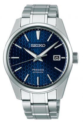 Reloj Seiko PRESAGE ELITE SHARP EDGED BLUE