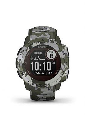 Smartwatch Garmin Instinct Solar Camo Militar