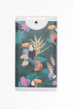 Comprar Spray hidroalcohólico de bolsillo Rellenable Tucán tropical