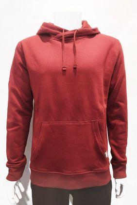 Comprar online Sudadera canguro roja Nomak Hombre