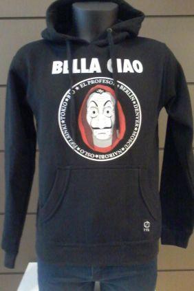 Comprar online Sudadera capucha Marco Valenti