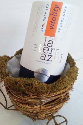 Comprar online Té Earl Grey de La tetera azul Bergamota