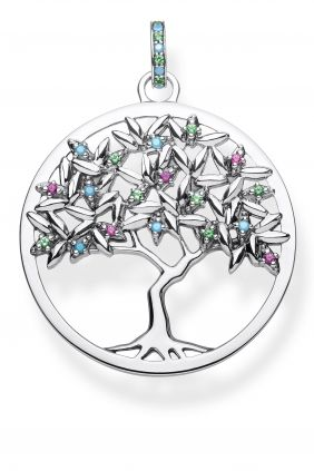 Thomas Sabo Colgante Tree Of Love