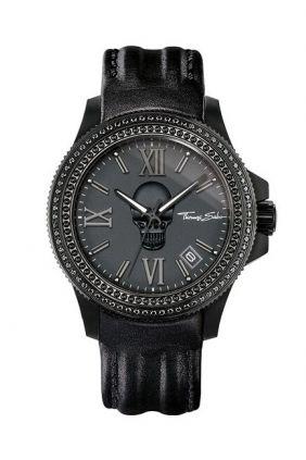 Thomas Sabo Reloj Rebel Icon acero pvd negro