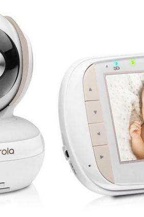 Vigilabebés Motorola MBP35XLC vídeo con pantalla de 3,5''