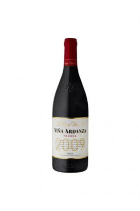 Botella vino Viña Ardanza Reserva
