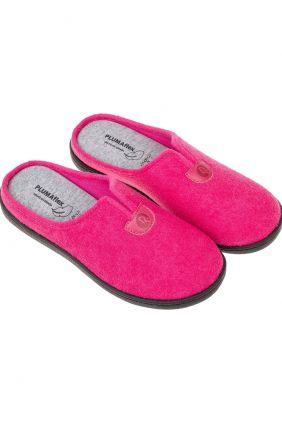 Comprar Zapatilla descalza rizo Plumaflex Mujer rojas