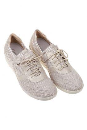 Comprar online Zapato Deportivo cordones cuña Mysoft Mujer