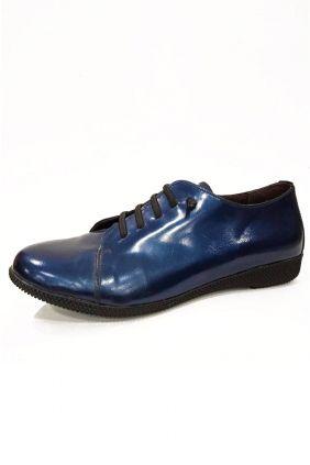 Zapato Oxford charol gomas Jovisa