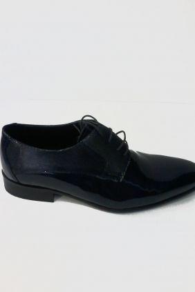 Zapato ceremonia piel charol Marco Valenti
