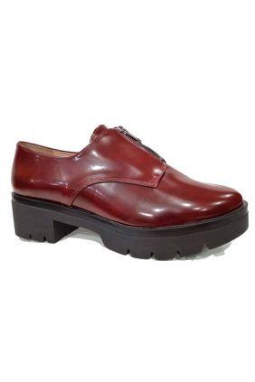 Zapato cremallera plataforma Daniela Vega