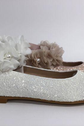 Zapato francesita glitter Oca Loca
