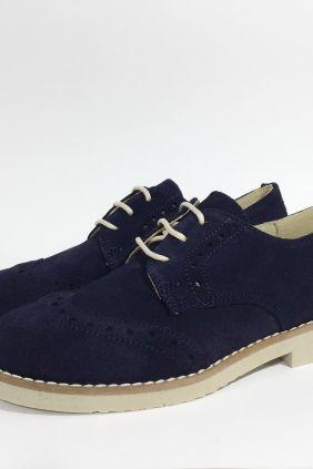 Zapato inglés marino Yowas