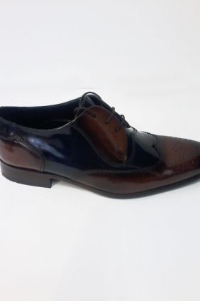 Zapato vestir piel charol  Marco Valenti