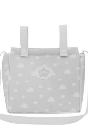 Bolso Cambrass nube gris