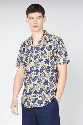 Camisa Ben casual Botanic Sherman