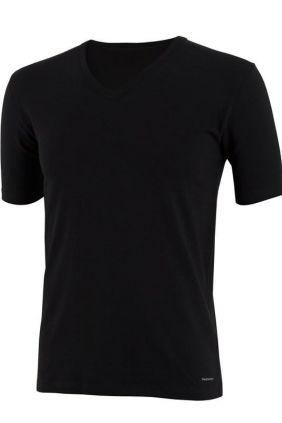 Comprar camiseta interior Impetus manga corta nagra cuello pico