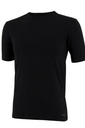 Comprar camiseta interior Impetus manga corta negra Online