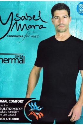 Comprar Online Camiseta Térmica Ysabel Mora Negras