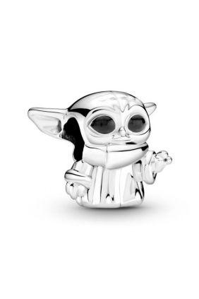 Charm en plata de ley el Niño de Star Wars™
